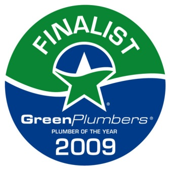 Green Plumber of the Year